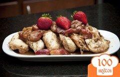 Фото рецепта: «Курица с клубникой»