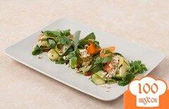 Фото рецепта: «Салат из цукини»