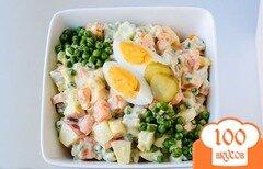 Фото рецепта: «Салат польский»