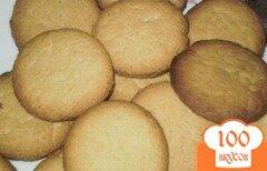 Фото рецепта: «Овсяное печенье с корицей»