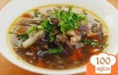 Фото рецепта: «Суп из овощей для похудения»
