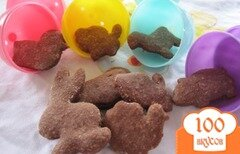 Фото рецепта: «Шоколадные крекеры»