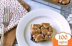 Фото рецепта: «Пирожные с черникой»