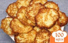 Фото рецепта: «Картофельные деруны (драники)»