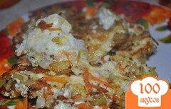 Фото рецепта: «Омлет с капустой»