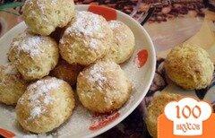 Фото рецепта: «Печенье с фруктовой начинкой»