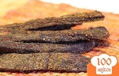 Фото рецепта: «Южноафриканское вяленое мясо»