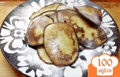 Фото рецепта: «Творожные блинчики»