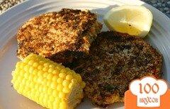 Фото рецепта: «Рыбные котлеты с кумара»