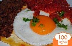 Фото рецепта: «Завтрак аля Мексика»