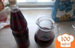 Фото рецепта: «Вишневый компот со специями»