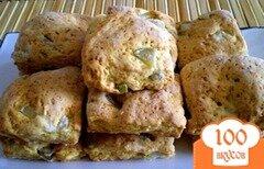 Фото рецепта: «Печенье с кусочками груш»