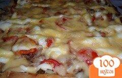 Фото рецепта: «Самая вкусная пицца»