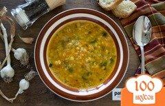Фото рецепта: «Постный гороховый суп»