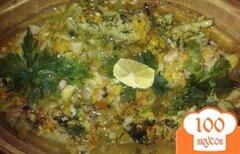 Фото рецепта: «Рыба в пикантном соусе»