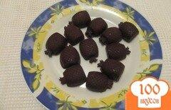 Фото рецепта: «Шоколадные конфеты с черносливом»