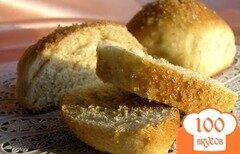Фото рецепта: «Булочки с коричневым сахаром»
