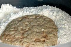«Пирог с творогом и свежими персиками» - приготовления блюда - шаг 1