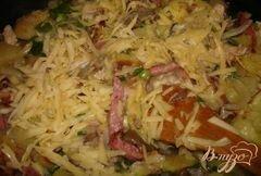 «Быстрое жаркое в сковороде» - приготовления блюда - шаг 2