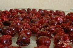 «Вишня вяленая» - приготовления блюда - шаг 5