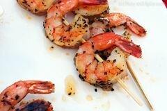 «Креветки-гриль» - приготовления блюда - шаг 4