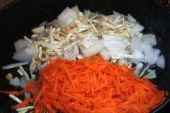 «Паэлья» - приготовления блюда - шаг 3