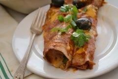 «Энчилада с курицей» - приготовления блюда - шаг 14