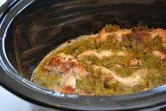 «Энчилада с курицей» - приготовления блюда - шаг 2