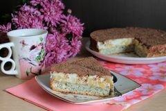 «Маковый торт Киевляночка» - приготовления блюда - шаг 14