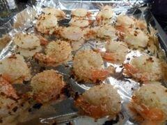 «Кокосовые креветки» - приготовления блюда - шаг 6