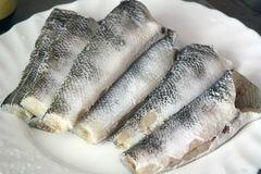 «Жареная рыба» - приготовления блюда - шаг 3
