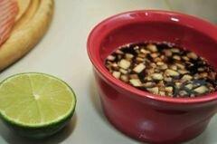 «Лосось в имбирном соусе» - приготовления блюда - шаг 1