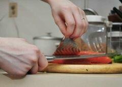 «Лосось в имбирном соусе» - приготовления блюда - шаг 3
