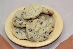 «Шоколадное печенье» - приготовления блюда - шаг 7