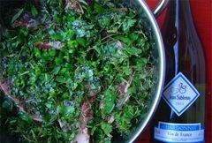 «Чакапули - жемчужинa грузинской кухни» - приготовления блюда - шаг 7