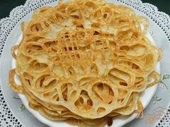 «Ажурные блинчики» - приготовления блюда - шаг 5