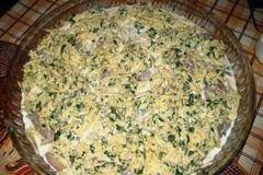 «Рыба в сливочно-сырном соусе» - приготовления блюда - шаг 3
