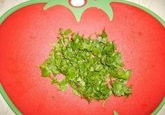 «Гороховый суп с сухариками» - приготовления блюда - шаг 11