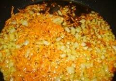«Гороховый суп с сухариками» - приготовления блюда - шаг 4