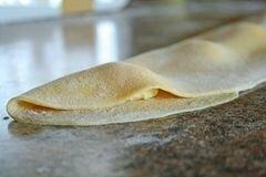 «Равиоли с сыром в чесночном соусе» - приготовления блюда - шаг 16
