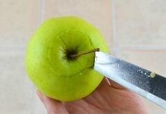 «Запеченые яблоки» - приготовления блюда - шаг 3