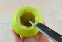 «Запеченые яблоки» - приготовления блюда - шаг 6