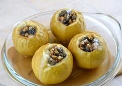 «Запеченые яблоки» - приготовления блюда - шаг 8