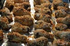 «Хрустящие куриные крылышки в кунжутном семени» - приготовления блюда - шаг 4