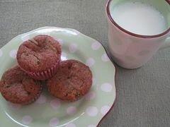 «Кабачковые кексы» - приготовления блюда - шаг 5
