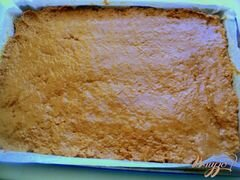 «Яблочно-абрикосовое пирожное (постное)» - приготовления блюда - шаг 4