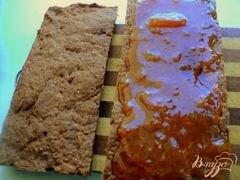 «Яблочно-абрикосовое пирожное (постное)» - приготовления блюда - шаг 6