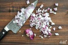 «Салат с фрикадельками» - приготовления блюда - шаг 3