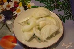 «Мясо тушеное в томате с фасолью» - приготовления блюда - шаг 2