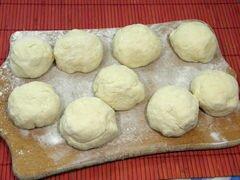 «Бхатури» - приготовления блюда - шаг 2